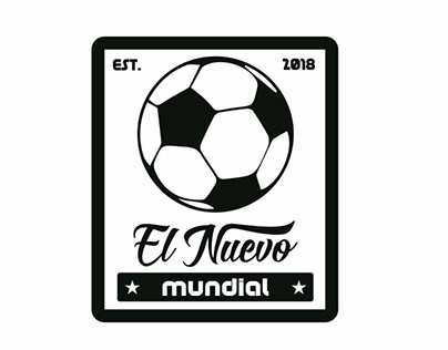 "Branding & Sign Application - ""El Nuevo Mundial"""