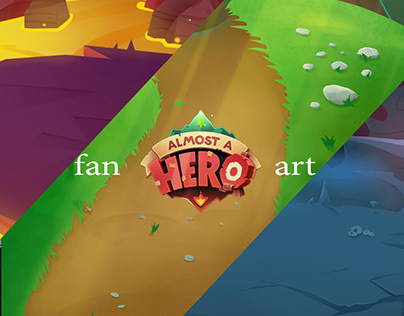 3 fan art backgrounds for game