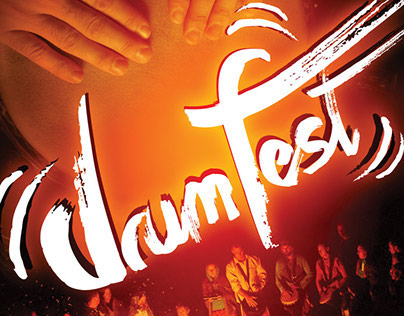 DrumFest / general design of drum festival