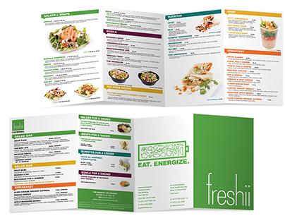 Freshii | Marketing.