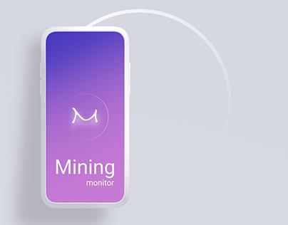 Mining Monitor App