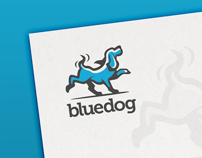 Dog logo & identity - for sale