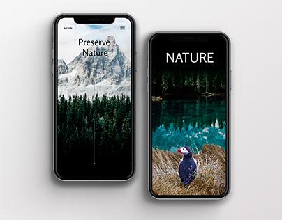 Preserve Nature