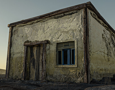 Old House - Game Asset