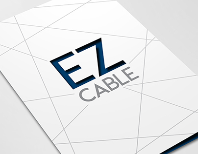 EZ cable Brochure Project