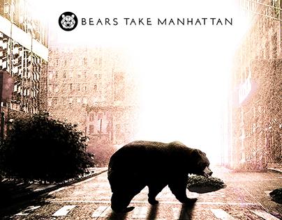 Bears Take Manhattan (Full Branding)