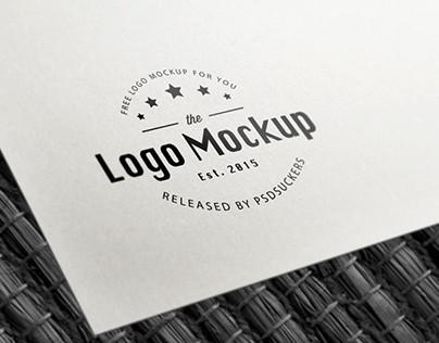 Paper Logo MokUp