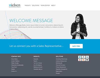 Nielsen Salesperson Tools