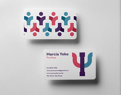 Marcia Yoko Psicóloga - Identidade Visual