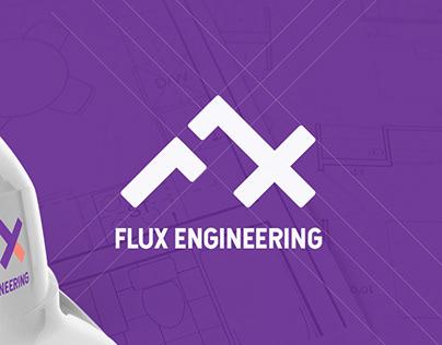 Flux Engineering - Brand Identity