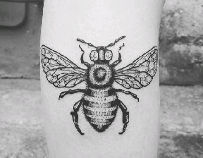 My first tattoos