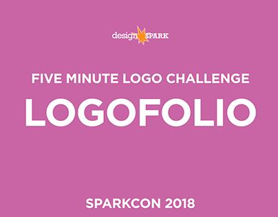 Five Minute Logo Challenge | SPARKcon 2018 | Logofolio