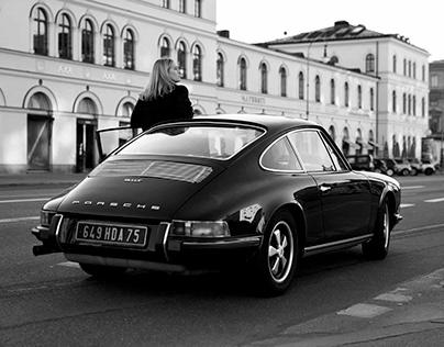 Porsche 911 classic - Black & White Story