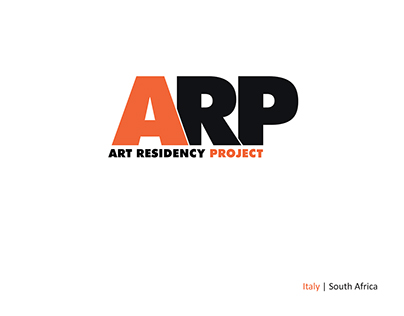 Book for ARP - Art Residency Project