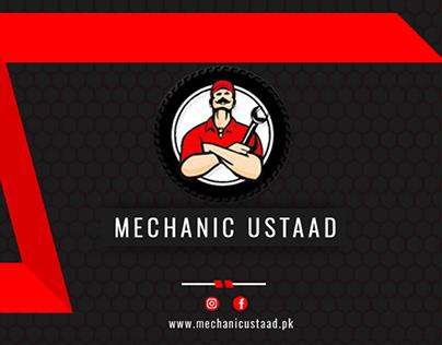 Social Media (Mechanic Ustaad)