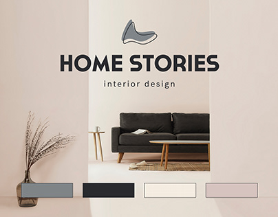 Logodesign interior brand