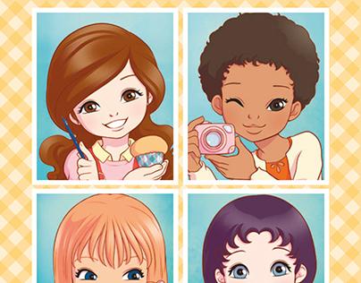 Club Princesas del Cupcake nº1
