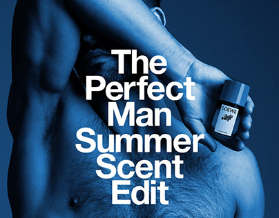 """""""HE"""" editorial for PERFECT MEN magazine"""