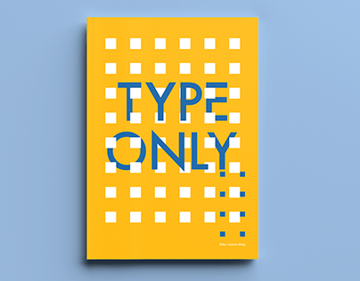 Type Only (Book layout design)