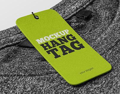 3 Free Hang Tag Mockups