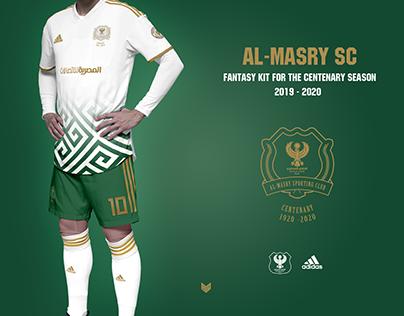 Al-MASRY SC | Fantasy kit