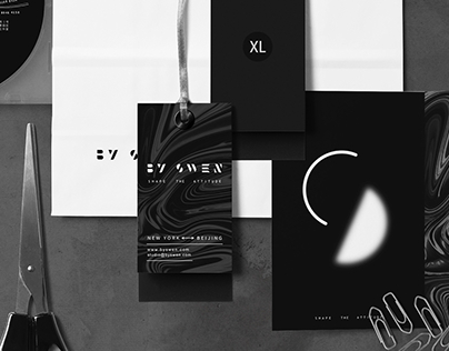 Branding for Designer Fashion Brand - By Swen 独立服装设计师品牌