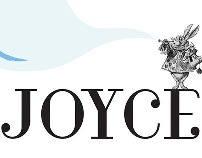 """""""Joyce"""" in Wonderland"""