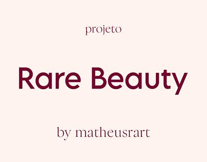 Rare Beauty - Instagram feed design