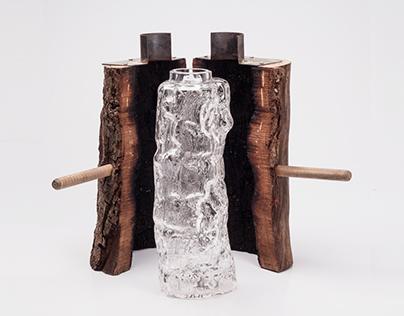 'Cerne' vases