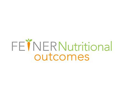 Feiner Nutritional Outcomes logos and branding