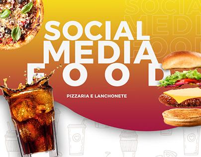 Social Media food | #1
