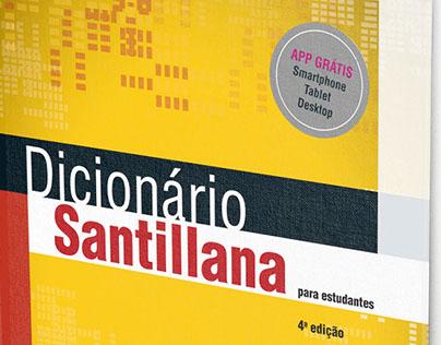 Dicionários (Santillana e Landmark)