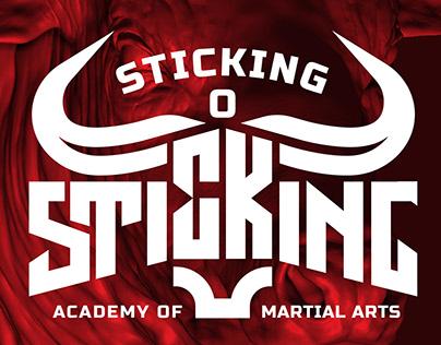 Logo Sticking o Sticking