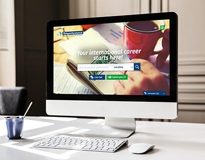 Teleperformance Hellas recruitment website