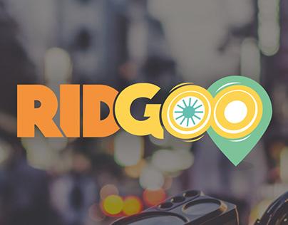 Diseño App - Ridgoo