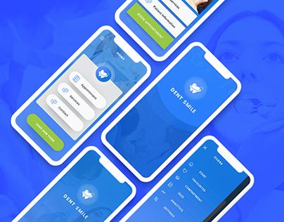 Dental App Design Inspiration