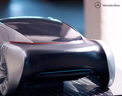 Mercedes Benz - Autonomous Luxury Sedan