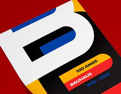 Bauhaus 100 Anos | Bauhaus 100 Years