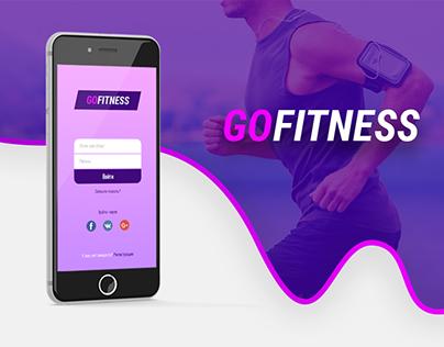 UI, Фитнесс-приложение