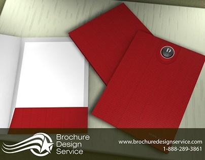 Elegant Folder Design