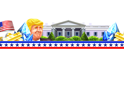 Donald Tramp bubble shooter