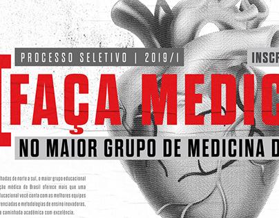 Faça Medicina - NRE/Afya Educacional