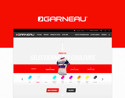 Garneau E-Commerce