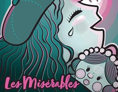 Project 3: Book Cover Series (Les Misérables)