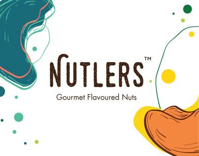 Nutlers : Brand Identity