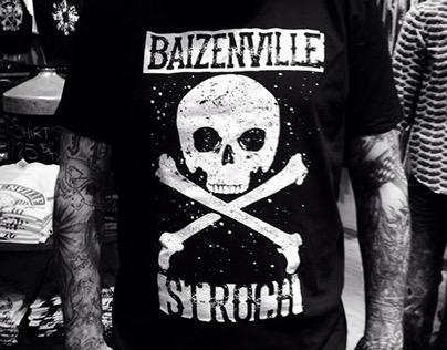 Baizenville Skull T-Shirt