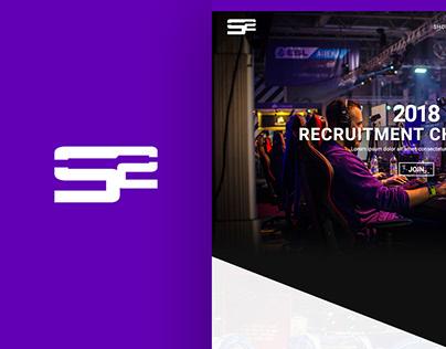 SOAR Gaming Homepage Redesign