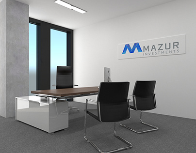 The Office of Mazur Investments in KTW, Poland