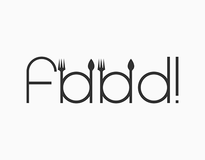 Foodi Logotype / Logo & Symbol Designed by Mandar Apte