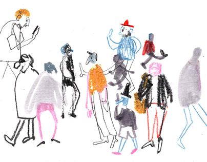 sketchbook doodles I